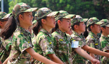 军事体验夏令营